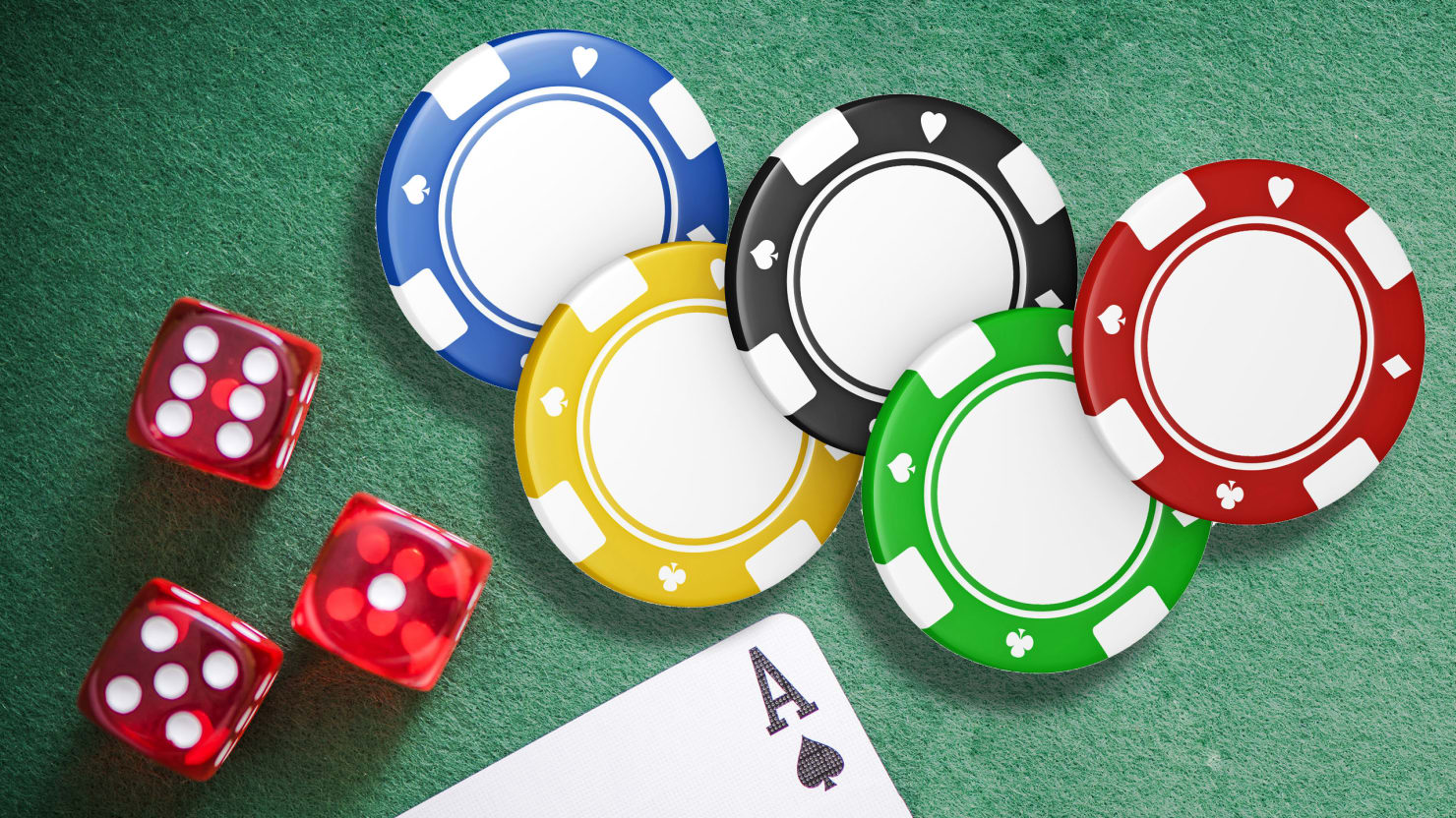 Peralatan Poker